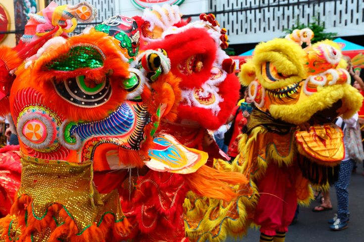 Find out why these Lion dances are important with Dato Joey Yap!