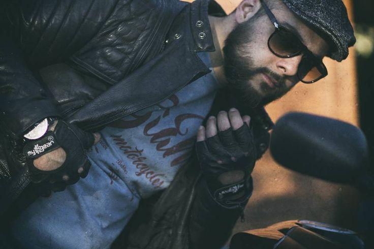 News: Abbigliamento Cafe Racer *GiaMi Motorcycles* https://www.facebook.com/GiaMi-Motorcycles-483690915169714/?ref=settings