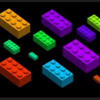 Photoshop brush - Legos