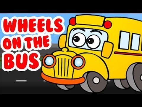 (4) Superheros Wheels On The Bus   Preschool Songs   Kindergarten Rhymes   Baby Songs   Cartoon Rhymes - YouTube