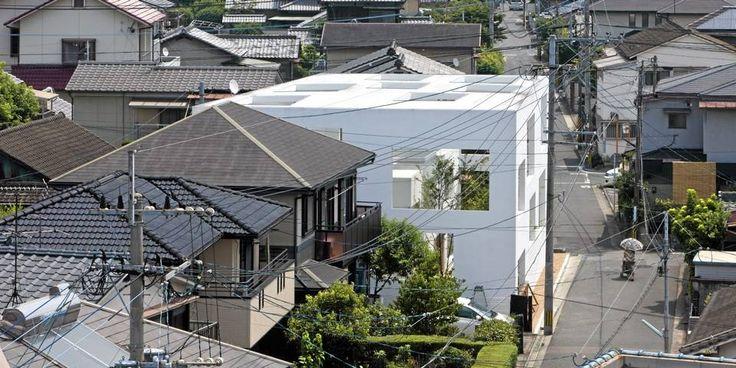 Japansk arkitektur - Arkitektur