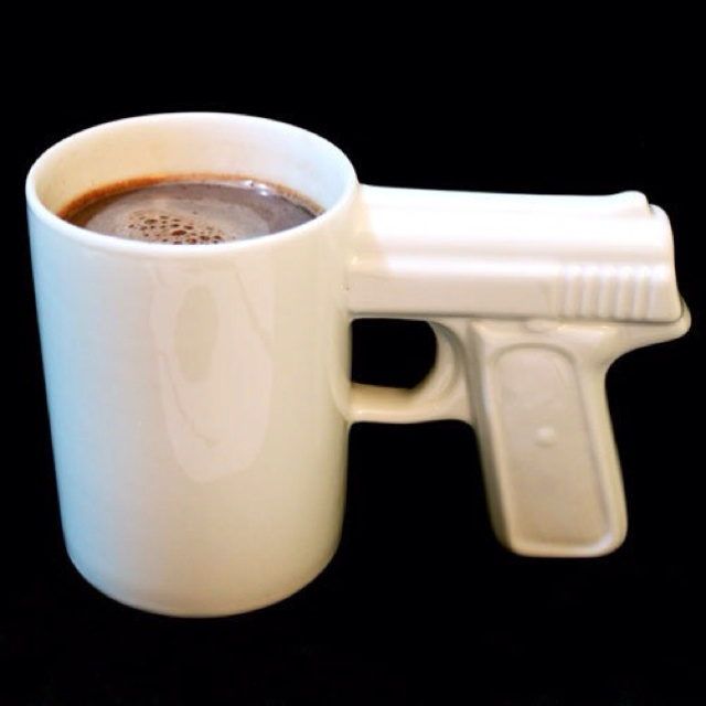 For that shot of caffeine
