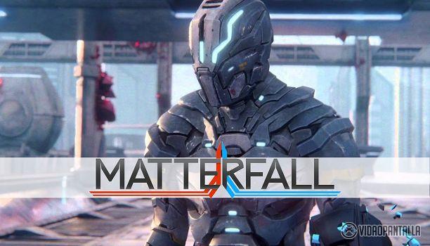 Matterfall  Matterfall es un nuevo videojuego que llega a PlayStation 4 con un toque retro por sus mecánicas recordándonos a los juegos arcade de disparos y tablas de clasificación. Con ese espíritu como base pero con todos los avances que la tecnología actual permite en cuanto a gráficos y posibilidades dentro del juego el título llega a la sobremesa de Sony el 16 de agosto.  Lucharemos contra nuestros enemigos que están infestados por la materia roja avanzando por las plataformas de una…