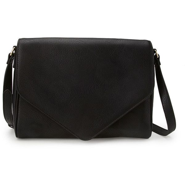 FOREVER 21+ PLUS SIZES Everyday Envelope Crossbody (63 BRL) ❤ liked on Polyvore featuring bags, handbags, shoulder bags, bolsas, purses, black, accessories, plus size, handbags purses and handbags cross body