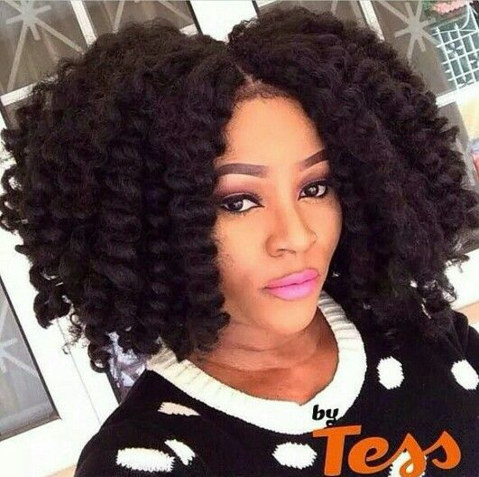 Crochet Braid Twist Out Natural Hair Protective Styles In 2019