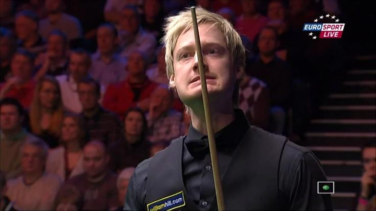 Блестящая победа Нила Робертсона - 4 сенчури в 6 фреймах! Это заявка на победу в турнире! #Snooker #UKChampionship #Neil #Robertson