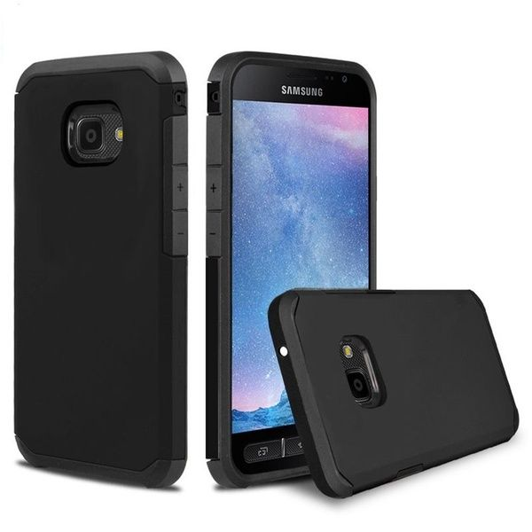 Samsung Galaxy Xcover 4 Case Hybrid Dual Layer Shockproof Armor Case For Galaxy Xcover 4 G390f Cover Protective Shell Funda Coque Samsung Samsung Galaxy Smartphone Shop
