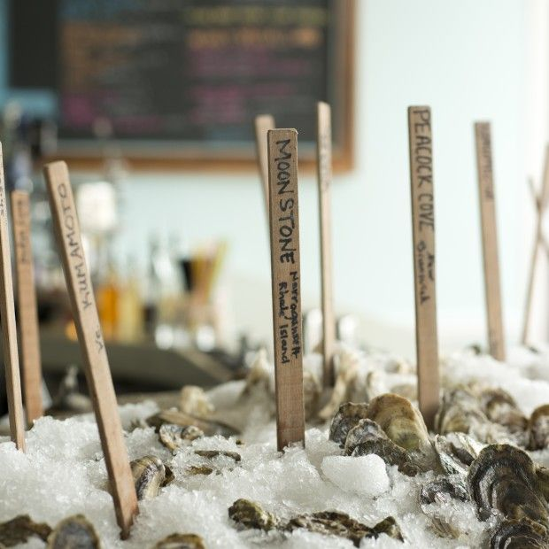 The Foodist's 10 Favorite Oyster Bars Across America... So happy I have been to one of them!!