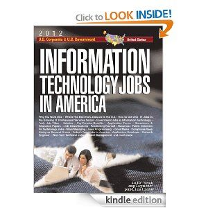 FREE) Information Technology Jobs : Corporate & Government Career Guide [Kindle Edition]