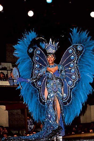 История возникновения бразильского костюма