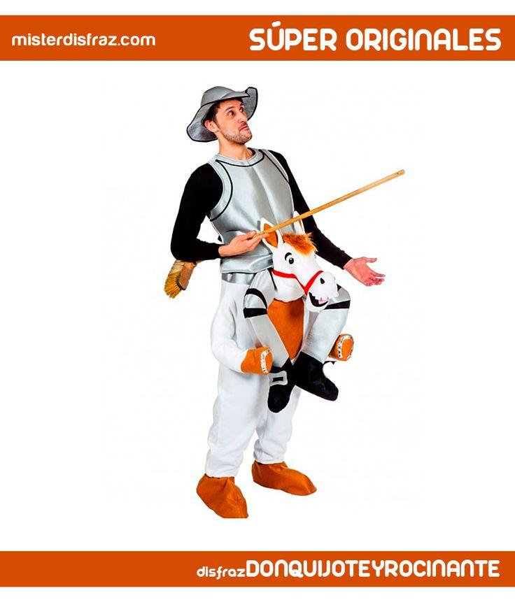 disfraz de don quijote a hombros para adulto sin duda con este disfraz tan original