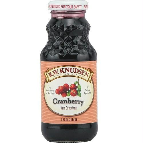 Knudsen Cranberry Concentrate (1x8 Oz)