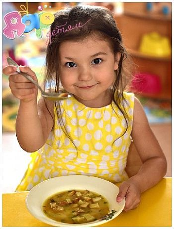Если ребенок избирателен в еде