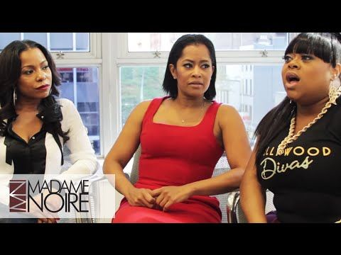 "Paula Jai Parker Says ""Hollywood Divas"" Was The Only Gig She Could Get 