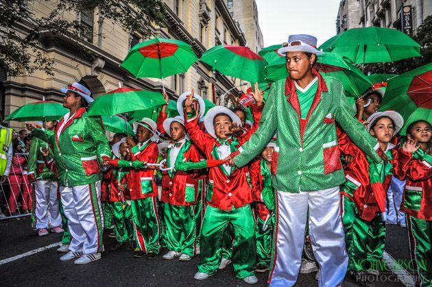 John Carson - Cape Town Minstrels Carnival