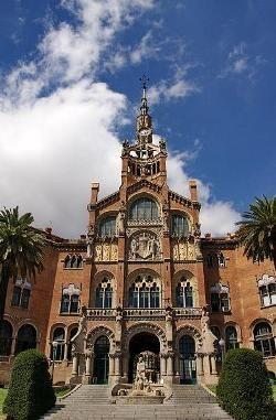 Agenda Cultural - Portes obertes al recinte modernista de l'Hospital de la Santa Creu i Sant Pau de Barcelona
