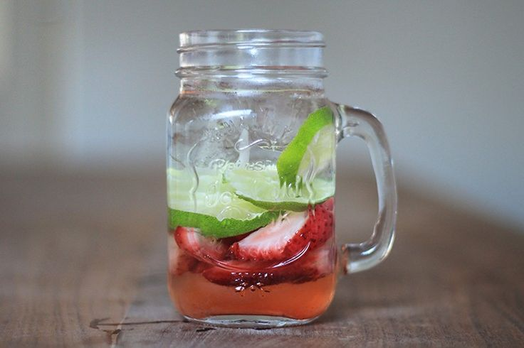 5x home made fruitwater