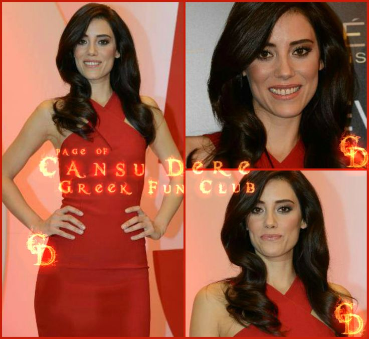 #LOréalParis #Elseve Presentation December 4, 2013 #CansuDere at the Ritz-Carlton Hotel, Istanbul
