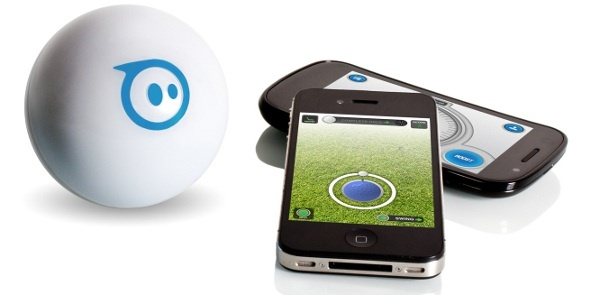 Sphero Robotic Ball – taking virtual app play into the real world