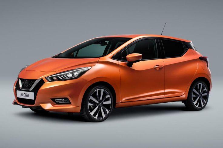 Nissan Micra 2017 - front quarter