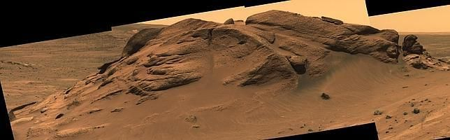 Misterio y Ciencia Hoy: Indicios de un antiguo lago en un cráter de Marte