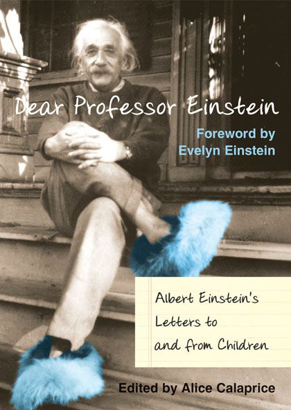 Einstein still rocks! I must obtain a copy of this...
