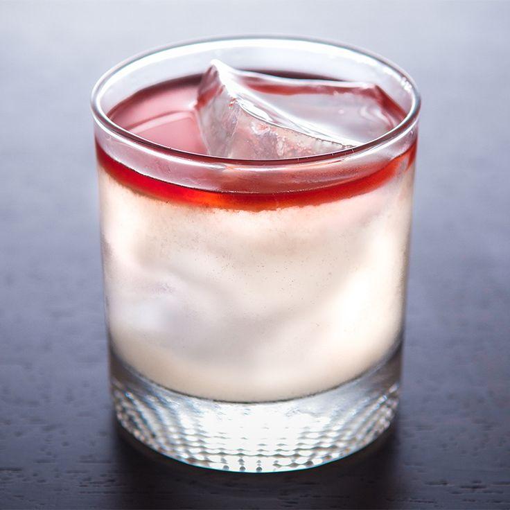 New York Sour #cocktails #newyorksour #thelibationreport http://www.liquor.com/recipes/new-york-sour/