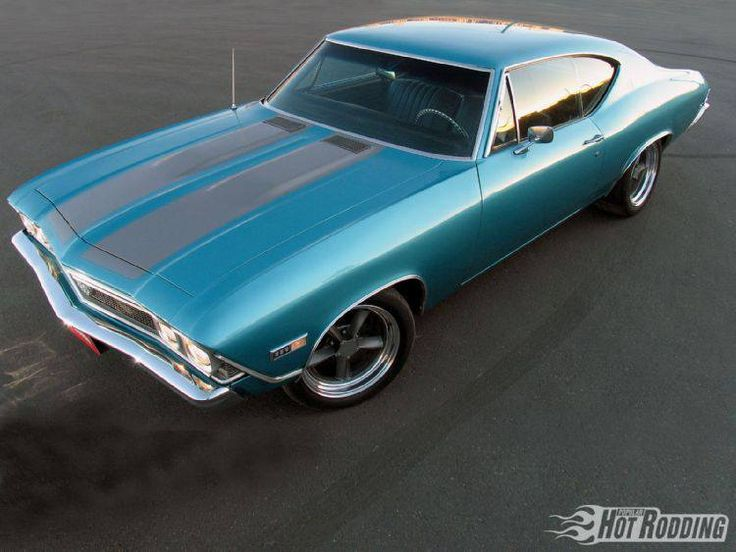 1968 Chevelle, Find parts for this classic beauty at http://restorationpartssource.com/store/