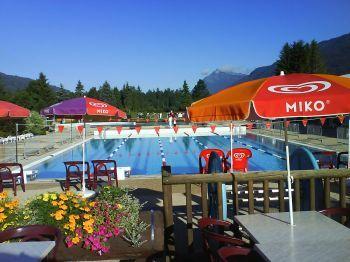 Camping Haute-Savoie - Camping Le Giffre 3 * - Camping de France haut de gamme du Club Airotel. #airotel #camping #vacances