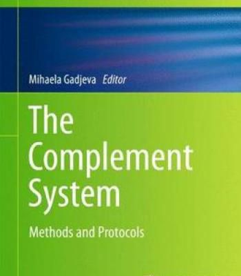 The Complement System: Methods And Protocols PDF