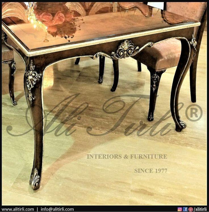 Ali Tırlı İnteriors Furniture   +90 212 297 04 70 #alitirli #burjkhalifa #versace #architecture #yemekodasitakimi #mimar #yemekmasasi #livingroomdecor #sandalye #home #istanbul #chair #persan #interiors #tablo #bufe #furniture #basaksehir #florya #mobilya #perde #yesilkoy #bursa #duvarkagidi #kumas #azerbaijan #ayna #luxury #luxuryfurniture #interiorsdesign