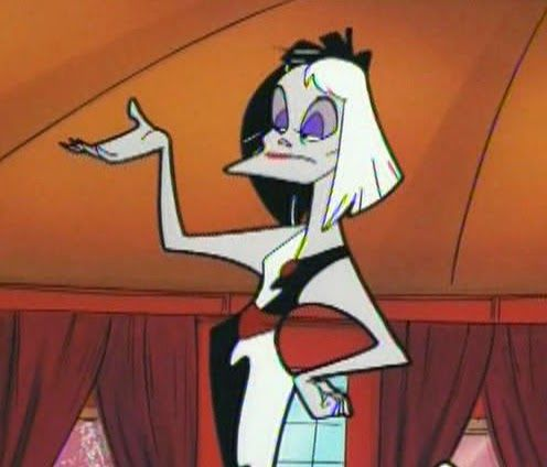 Year of the Villain: Cruella de Vil from 101 Dalmatians # ...