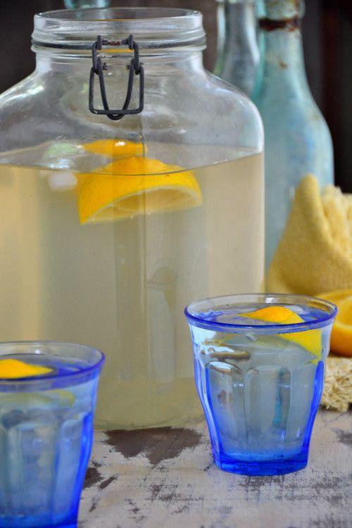 lemon green tea detox water life onthe farm cucumber lemon green tea ...