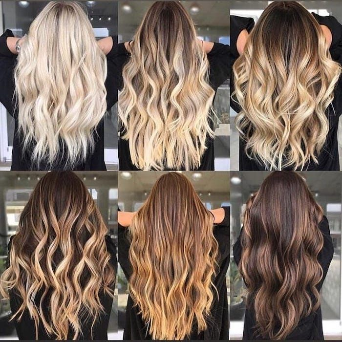 How To Do Ombre Hair Long Curly Hair Brown To Blonde Side By Side Photos Ombre Curly Hair Ombre Hair Blonde Brown Ombre Hair Color