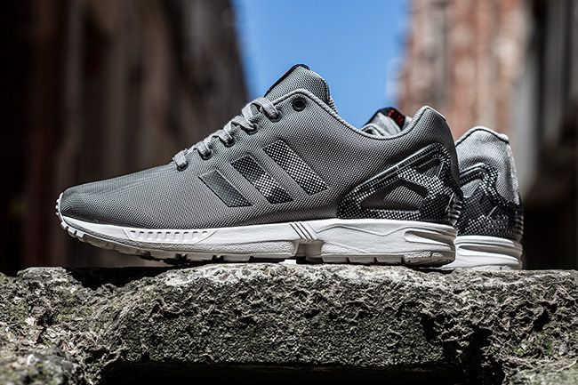 Adidas Zx Flux Urban Camo