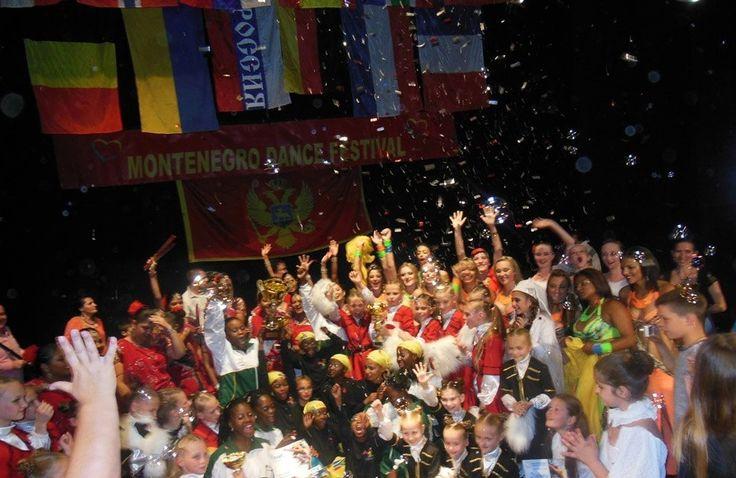 Международный Музыкальный Фестиваль Montenegro Dance Festival