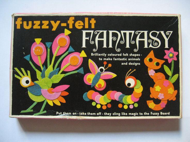 Fuzzy Felt