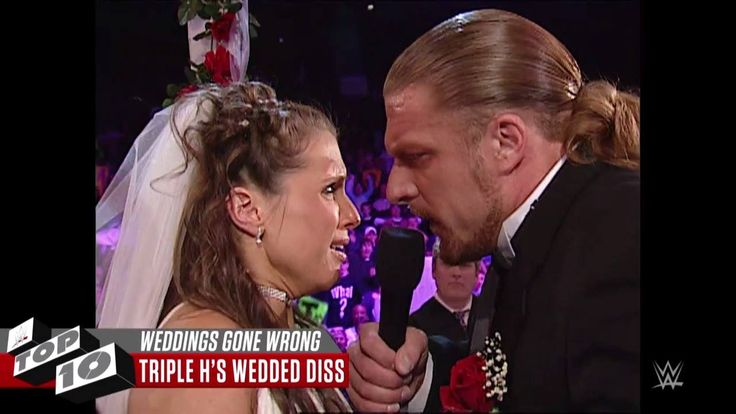 "Stephanie McMahon - WWE and Paul ""Triple H"" Levesque have come a long way..."