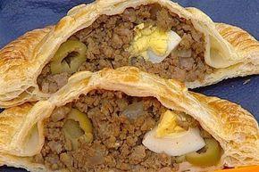 Foto de la receta de empanadas criollas (argentina)
