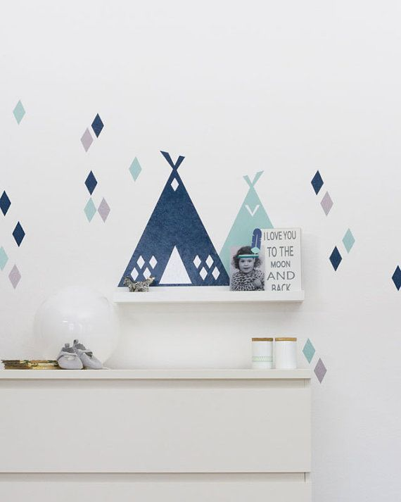 tipi decal tipi sticker teepee decal teepee sticker. Black Bedroom Furniture Sets. Home Design Ideas