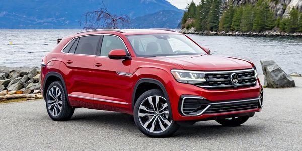 2020 Volkswagen Atlas Cross Sport Review Pricing And Specs In 2020 Volkswagen Car Atlas
