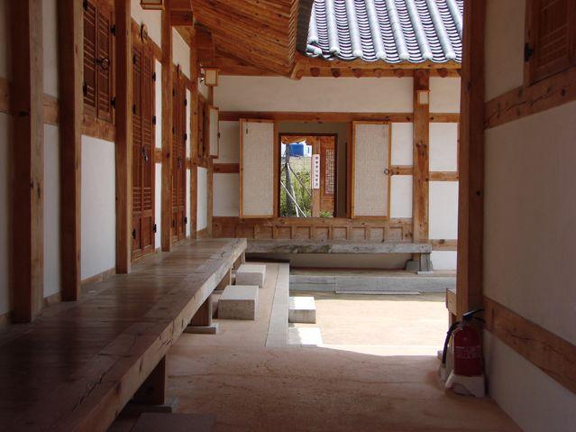 Gimhae Hanok Experience Hall (photo courtesy of the hotel)