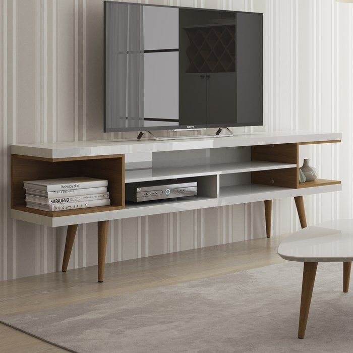 Off White Tv Kast.Lemington Tv Stand For Tvs Up To 78 Furniture Family Room