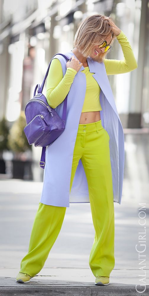 #sportyChic #SportyChicStyle #SportyChicOutfit #pernellebag #PernelleBackpack #LimeGreen #streetStyle #FallOutfitIdeas #FallOutfit #ColorBlock #ColourBlock #мода #стиль #лук #образдня #спортивныйСтиль #спортивныйШик #GalantGirl