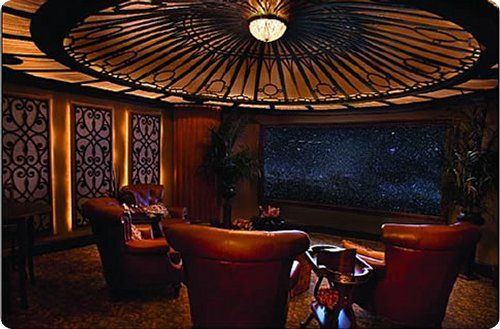 Titanic theme home cinema --photo #2