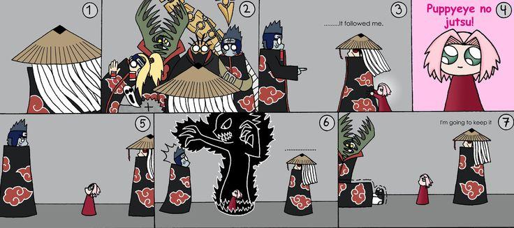 Акацуки приколы картинки на русском, прошел день картинки