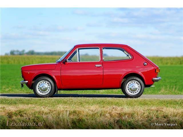 Fiat 127 Klassieke Auto S Auto S