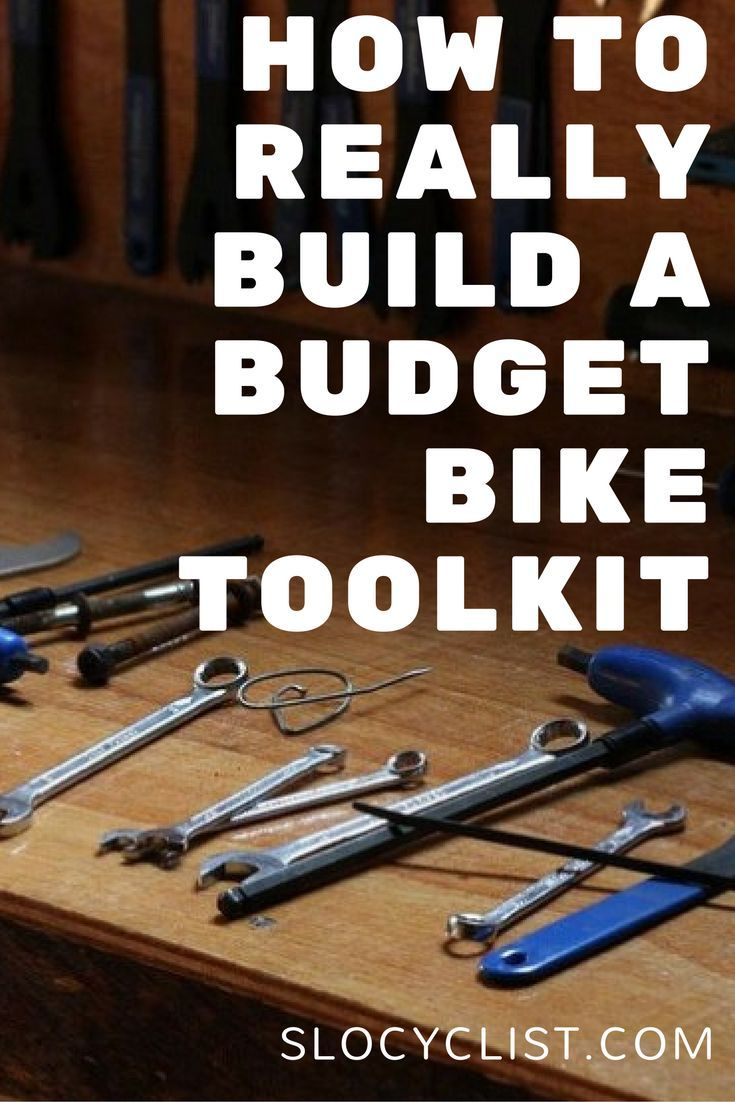 How to build a bike tool kit on a budget   Cheap bike tools   What cycling tools you need #howtorepairbike