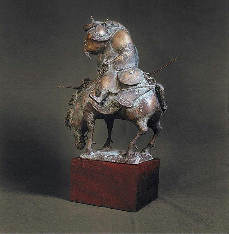 Скульптор Даши Намдаков - 7