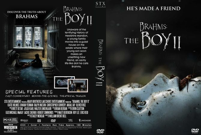 Brahms: The Boy II - Wikipedia